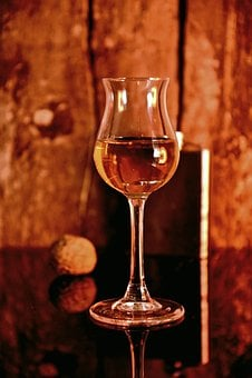 Wine, Drink, Glass, Alcohol, Bar, Spirits, Brandy