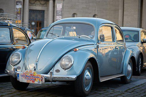 Car, Vehicle, Transport, Motor, Classic, Chrome