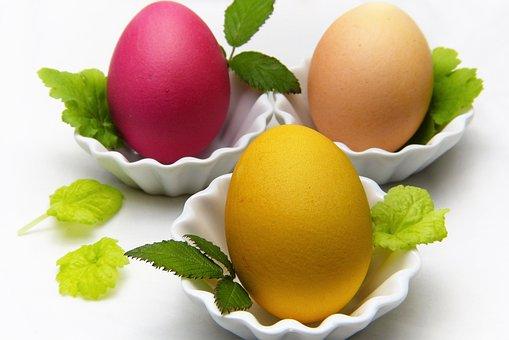 Egg, Food, Easter, Breakfast, Healthy, Bright, Diet