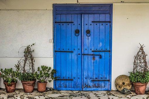 Door, Entrance, House, Doorway, Architecture