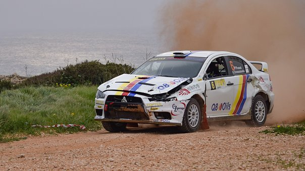 Car, Hurry, Vehicle, Fast, Race, Rally, Sport, Speed