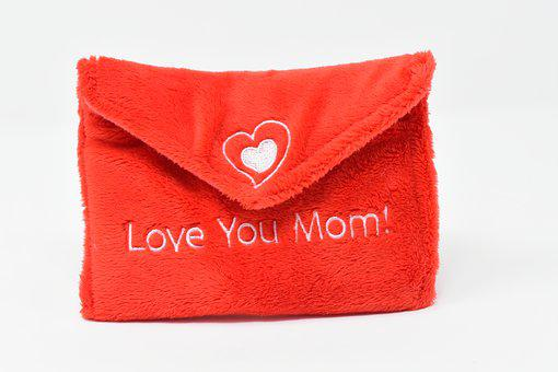 Mother's Day, Love, Greeting, Heart, Greeting Card