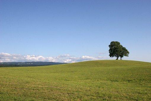 Nature, Landscape, Sky, Panoramic, Jura
