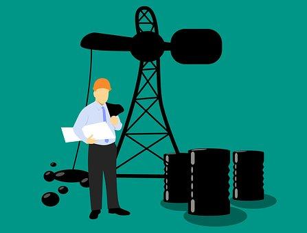 Oil, Drill, Rig, Petroleum, Fuel, Oilfield, Pipe