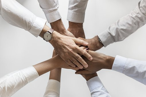 People, Hand, Health, Handshake, Woman, Achievement