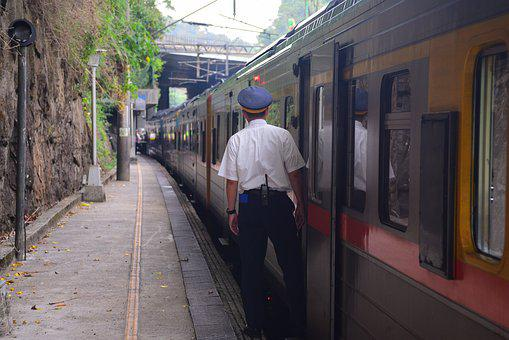 Railway Train, Tourism, Street, Train, Transport System