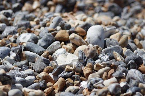 Batch, Nature, Stones, Pattern