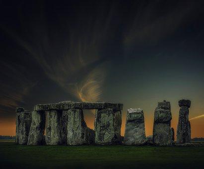 Stonehenge, Monolith, Monoliths, Stones, Monument