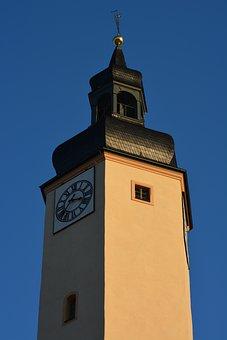 Architecture, Castle Tower, Greiz, Castle