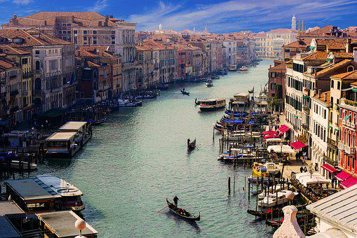 City, Waters, Travel, Architecture, Tourism, Building