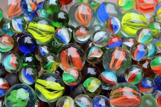 Marble, Glass Ball, Glass, Color, Alive, Creativity
