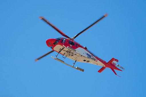Rescue Helicopter, Sky, Aircraft, Flight, Fly, Flying