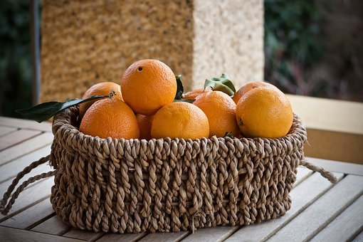 Oranges, Fruit, Fresh Fruit, Winter, Vitamins, Juice