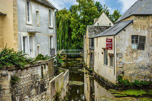 House, Architecture, Old, Building, Family, Bayeux