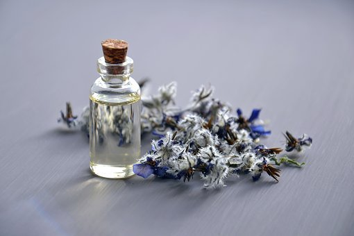 Cosmetic Oil, Natural Cosmetic, Houses, Borage, Flowers