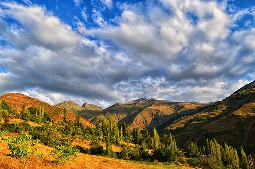 Nature, Landscape, Kaçkars, Landscapes Nature, Grass