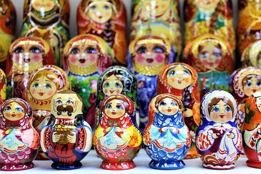 Memory, Traditionally, Toys, Ornament, Market, Kiev