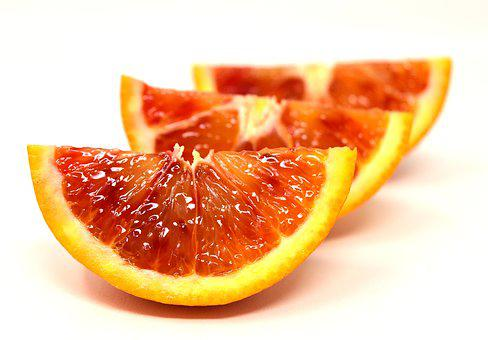 Blood Orange, Fruit, Citrus Fruits, Oranges
