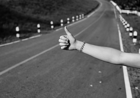 Street, People, Adult, Road, Asphalt, Arm, Gesture
