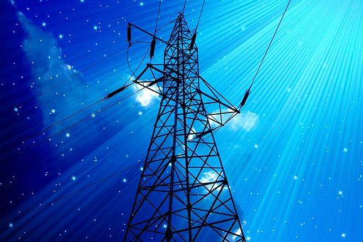 Electricity, Sky, Technology, The Power Of, Voltage