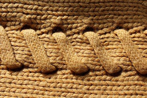 Weave, Wool, Fabric, Fiber, Model, Texture, Closeup