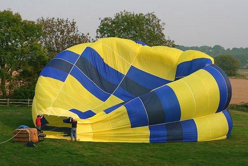 Hot Air Balloon, Aerospace, Air, Aircraft, Ascend