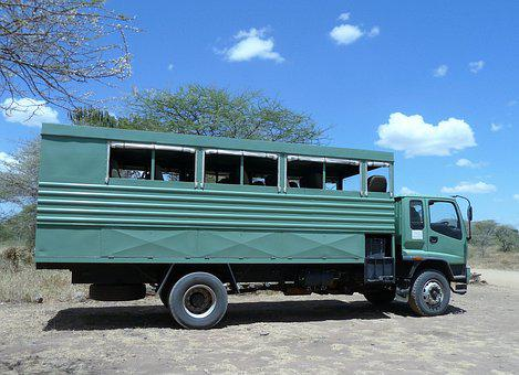 Truck, Safari, Jeep, Africa, Kenya, Tanzania, Adventure