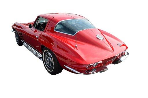 Corvette Stingray, Automobile, Car, Sports Car