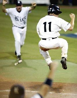 Baseball, Baseball Team, Victory, Champions