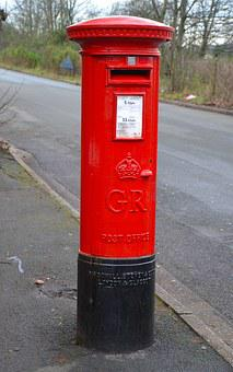 Letter Box, Mail Box, Red, Mail, Box, Letter, Post