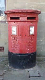 Royal Mail, Mailbox, British