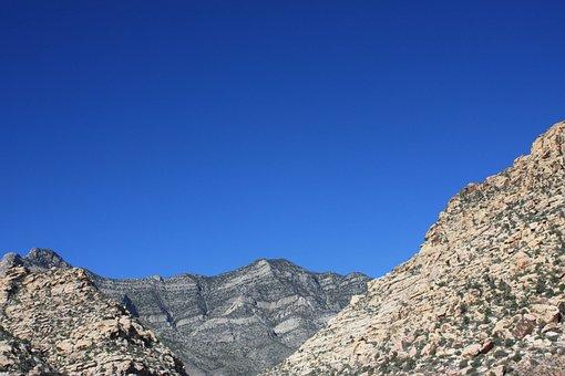 Red Rock Canyon, Red Rocks, Las Vegas, Calico Basin