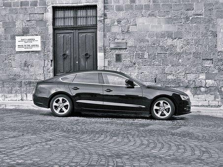 Luxury Car, Luxury, Car, Black, Luxury Cars, Vehicle