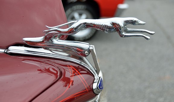 Vintage, Hood Ornament, Car, Automobile, Retro, Chrome