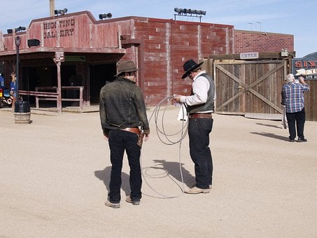 Western Lifestyle, Cowboy, Rope, Western, Country
