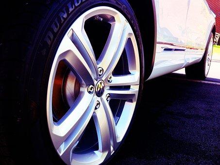 Wheels, Vw, Automobile, Car, Volkswagen, Bright, Design