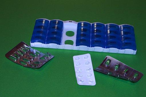 Drug, Tablets, Disease, View Packaging, Medical, Heal