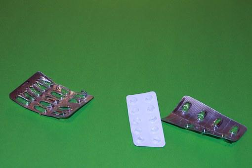 Tablets, Blister Pack, Disease, Medicine