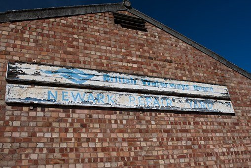 Wall, Bricks, Brick Wall, Fletton Bricks, English Bond