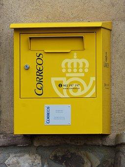 Mailbox, Post, Estafeta, Postal Service