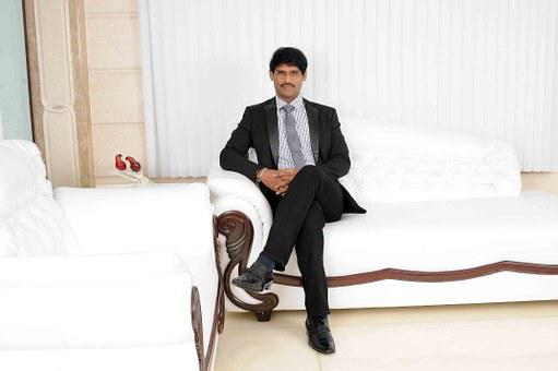Man, Chairman, Person, Important, India, Film Producer