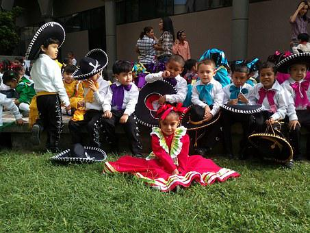 Mariachi, Dance, Mexico, Rancher, Adelita, Folklore