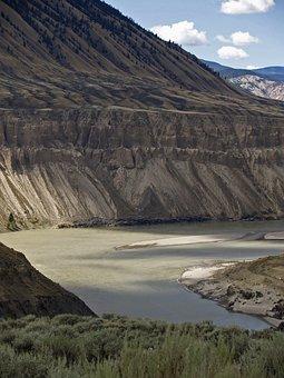 Fraser, River, Fraser Plateau, British Columbia, Canada