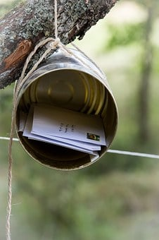 Scouting, Tools, Nature, Camping, Holiday, Letter Box