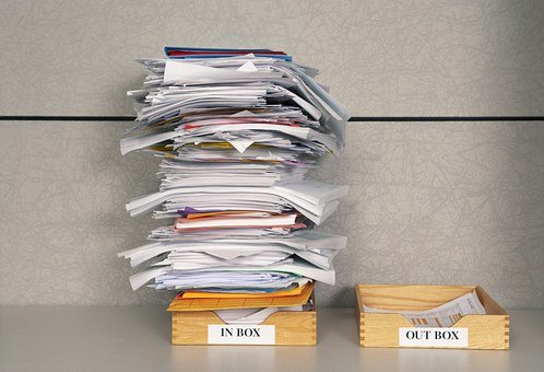 Management, Time, Life, Inbox, Outbox, Email