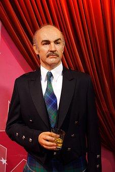 Actor, Artist, James Bond, Celebrity, Sean Connery