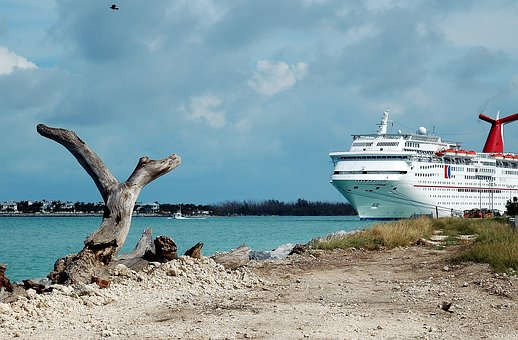 Cruise Ship, Travel, Vacation, Key West, Florida, Ship