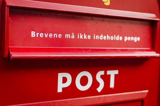 Postal, Letter, Mail, Envelope, Post, Delivery, Mailbox