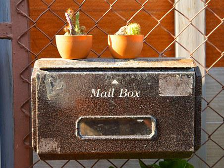 Mail Box, Postage, Mail, Box, Post, Send, Delivery