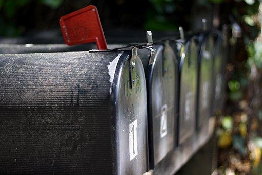 Mail, Newsletter, Home, Mailbox, Hiring